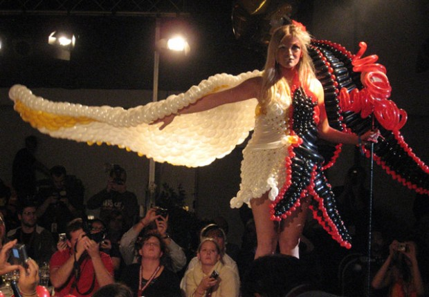 Costume-ballon
